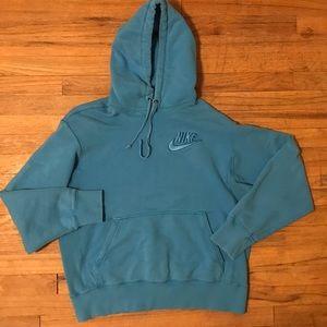 Nike Womens heavy fleece pullover